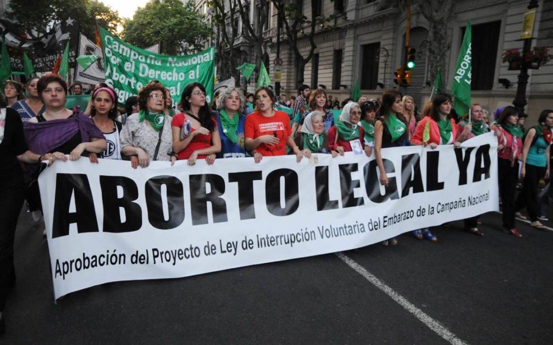 ¿Despenalización del aborto?