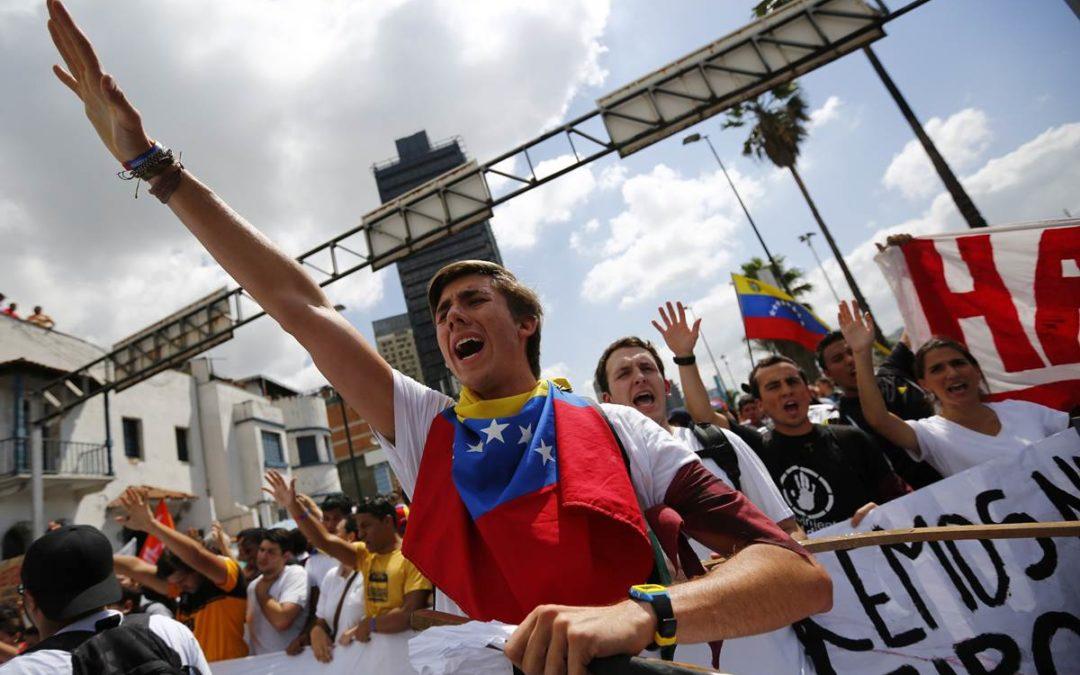 La militancia fluida: Expresiones de des-ideologización de la militancia  juvenil opositora