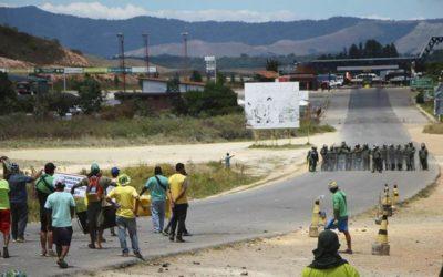 Más de 30 organizaciones sociales se pronuncian para condenar la violencia de Estado ejercida contra el pueblo Pemón