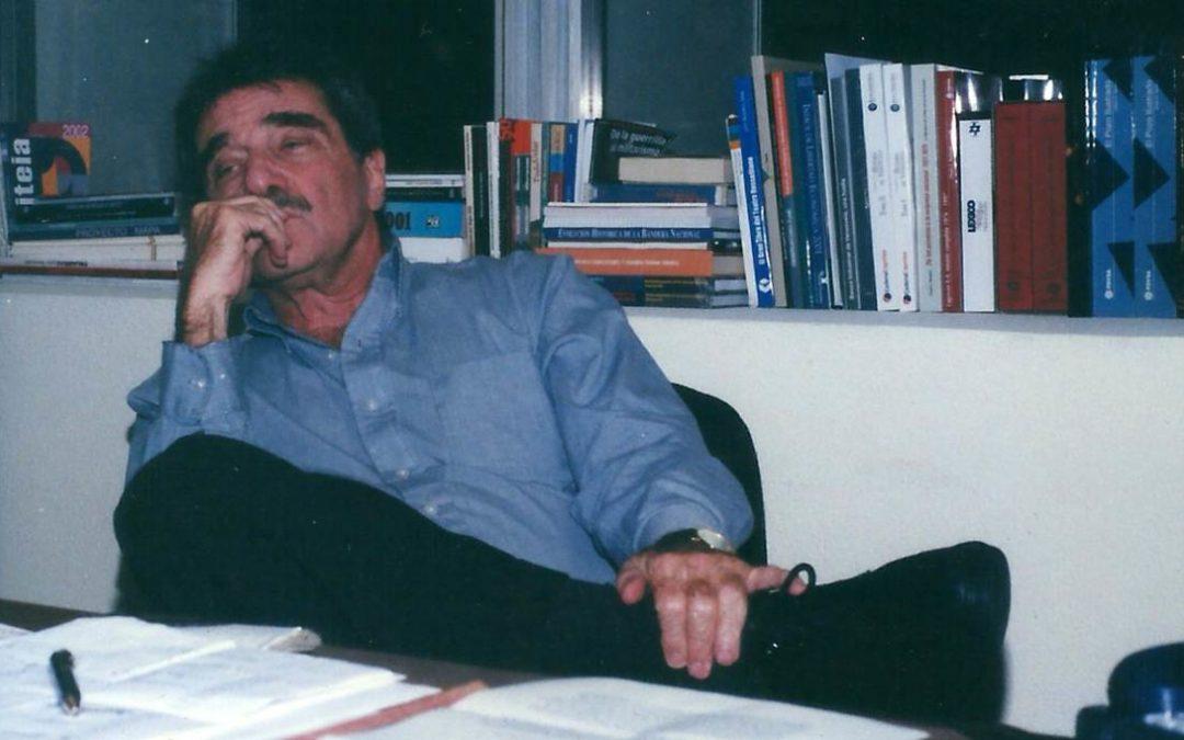 """Teodoro Petkoff: """"El papel de una izquierda después de Chávez es ver cómo sobrevive"""""""