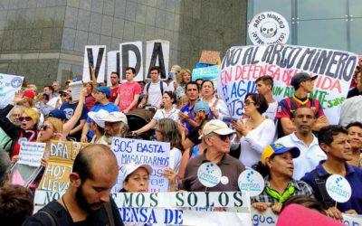 Venezuela exige Derechos Humanos