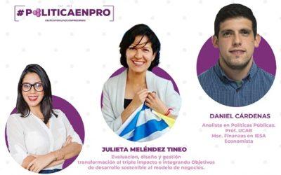 #PolíticaEnPro Empresas B, ¿Una nueva economía?