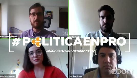 #PolíticaEnPro ¿Futuro Negro o Verde? La sostenibilidad de la transición energética.