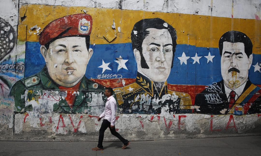 El chavismo es un proyecto anti-repúblicano. Entrevista a Saúl Hernandez.