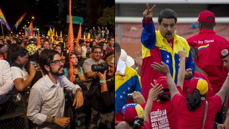 Venezuela binaria: el pasticho de la forma y el fondo
